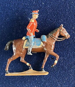 Soldier Lead CBG Mignot Rider Manufacture Front