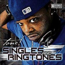 Tone! - Singles & Ringtones [New CD]