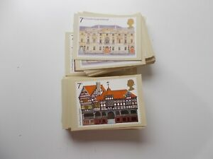 1975 European Architecture PHQ 10. Duplicated lot of mint cards. See pics below.