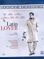 LATIN LOVER versione noleggio, BLU-RAY NUOVO sigillato