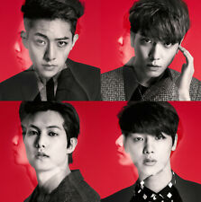 CNBLUE Truth [First Press Limited Edition] Type BOICE CD/DVD [BRAND NEW][RARE]