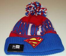 Superman DC Comics Cap Hat New Era Beanie Toque Represent Your Team Action Hero