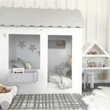 TODDLER BED COTTAGE CUBBY HOUSE FLOOR BED - QUALITY AUSTRALIAN MADE - DIY