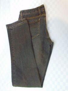 Garage Women's Size 29 Straight Leg Low Rise Black Jeans