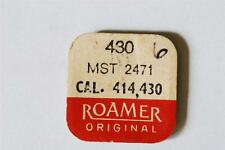 ROAMER 414,430,  1 x NEW CLICK SPRING, MST 2471, ROAMER WATCH SPARE PART. No: 6