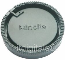 Rear Lens Cap For Minolta Maxxum Sony Alpha Series New Back Rear Lens Dust Cover