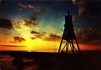 Cuxhaven , Kugelbake , Ansichtskarte