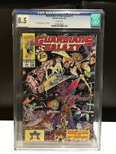 Guardians of the Galaxy #1 (Marvel Comics) - CGC 8.5 (Very Fine)