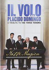 IL VOLO - NOTTE MAGICA-A TRIBUTE TO THE THREE TENORS (LIVE   DVD NEW+