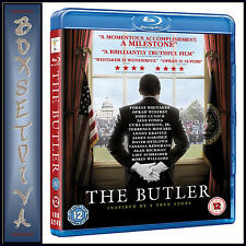 THE BUTLER - Forest Whitaker & Oprah Winfrey  ***BRAND NEW  BLU-RAY ***