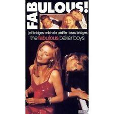 Fabulous Baker Boys [VHS] (1989)