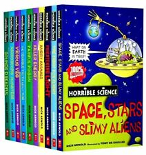 Horrible Science 10 Books Set Two