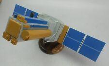 Solar-Heliospheric SOHO Satellite Spaceship Mahogany Kiln Wood Model Large New