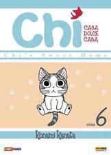 CHI CASA DOLCE CASA 6 (VITA DA GATTO - KONAMI KANATA) - PLANET MANGA - NUOVO