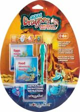 AQUA DRAGONS JURASSIC TIME - USE WITH OWN CONTAINER OR AS REFILL - NEW & SEALED!