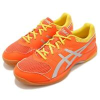 Asics Gel-Rocket 8 Koi Orange Silver Gum Men Volleyball Badminton Shoe B706-Y800