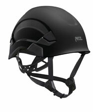 Petzl Vertex Helmet Height Safety PPE Hard Hat Climbing Protection (Black)