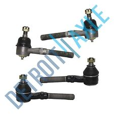NEW 4pc Front Inner & Outer Tie Rod Set for Ford F150 Expedition F250 - 4x4 ONLY