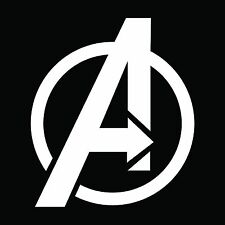 Avengers logo emblem Bumper Sticker Window Car Truck Decal Vinyl
