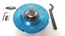 HM WPL Verstellnuter Nutfräser 250 x 8,5 bis 15 x 30 mm, Z. 4 V. 4 für Striebig