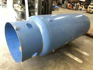 200 Gallon Steel Compressed Air Receiver Tank 125PSI -20-450°F
