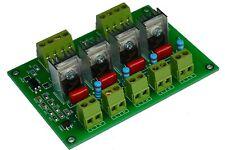 500W-1000W 4ch DIN Rail Dimmer for Arduino Raspberry 50/60hz 80V/240V AC