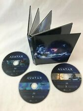 Avatar Extended Collector's Edition Blu-Ray 3 Disc Set - No SlipCase
