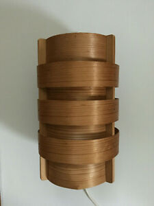 Hans-Agne Jakobsson wood wall lamp