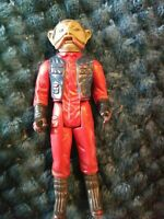Nien Nunb Vintage Star Wars Figure 1983 Kenner Loose