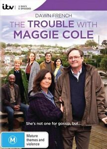 The Trouble with Maggie Cole : NEW DVD