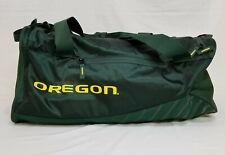 Oregon DUCKS Football TEAM-ISSUED Nike Air Max TRAVEL DUFFLE BAG Shoulder Strap