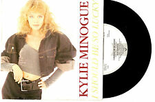 "KYLIE MINOGUE - I SHOULD BE SO LUCKY - GERMAN 7"" 45 VINYL RECORD PIC SLV 1988"