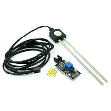 Soil Moisture And Humidity Sensor Module With Probe New L6d2