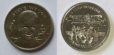 Steve Waugh Ashes 1991 Australian Cricket Commemorative medal coin Collectable