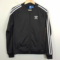 ADIDAS | Womens Superstar zip Track Jacket [ Size AU 8 or US 4 ]
