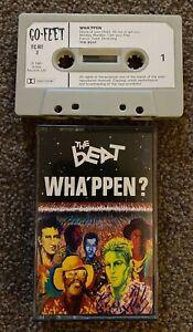 The Beat - Wha'ppen? Cassette Tape - Vintage