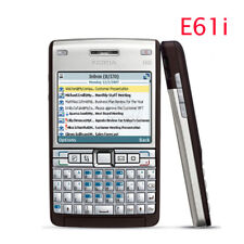 """Original Nokia E61i Unlocked Bluetooth GSM 3G 2MP Camera 2.8"""" Wifi Cell Phone"""