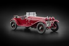 1930 ALFA ROMEO 6C 1750 GRAND SPORT RED 1/18 DIECAST MODEL CAR BY CMC 138