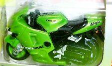 CHOROBIKE KAWASAK NINJA ZX-12R Motorcycle Street Bike Choro Q RARE! Japan Toy