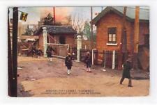 WWII CHINA JAPAN WAR SHANGHAI INCIDENT near 天庵 Tian-An STATION LANDING FORCE