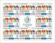 More details for sao tome & principe stamps 2020 mnh intl day family remittances upu 8v m/s