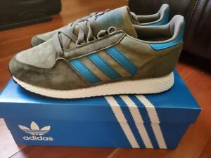 New Men's Adidas Forest Grove Running Training Athletic Sneaker Shoe-Size 10