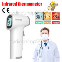 CE approved Infrared Digital Forehead Fever Thermometer Non-Contact