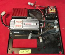 USED MSD Ignition Box with Coil and Soft Touch Rev