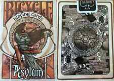 Bicycle Asylum Playing Cards - Limited Edition - SEALED