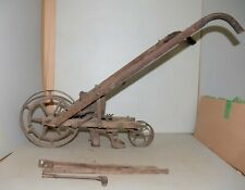 Rare antique 1887 New Model Garden Seeder planter collectible farm tool extras