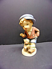 1950s Artgift Boys Best Friend Figure