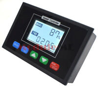 Multifunctional DC12V 24V Motor Speed Controller Timing LCD Display Programmable