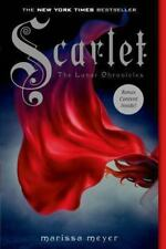 The Lunar Chronicles: Scarlet 2 by Marissa Meyer (2014, Paperback)