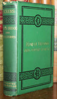 1876 The Mystery of Edwin Drood and Other Stories DICKENS Illustrated Library Ed